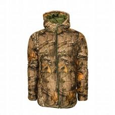 Zimná kamuflážna bunda