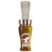 Vábnička na husi Buck Gardner Honker Hammer Goose Call / Golden Oak Barrel / Clear Insert