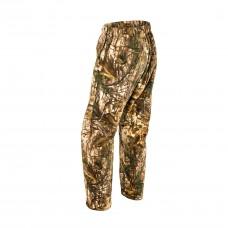 Fleecové nohavice Jesenný vzor