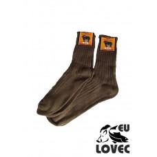 Ponožky z ovčej vlny