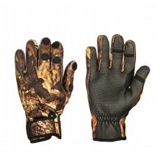 Softshellové rukavice letný vzor