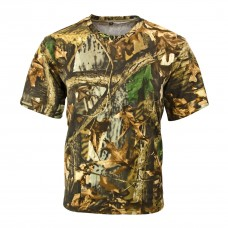 Tričko s krátkym rukávom Lesný vzor