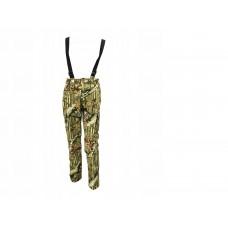 Odolné nohavice na traky-Letný vzor